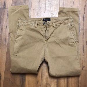 American Eagle slim taper pants 30x30